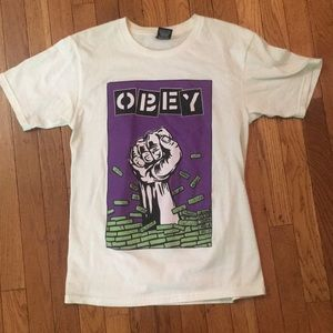 Obey Bust-Out T Shirt